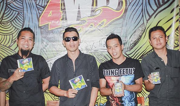 Chord 4WD Band Bali